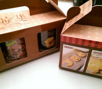 三入餅乾透桶禮盒