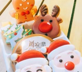 爵拉斐聖誕糖霜組